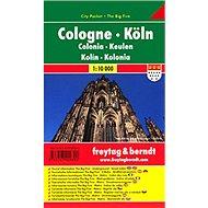 Kolín nad Rýnem 1:10 000: Kapesní plán města - Kniha