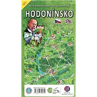 Hodonínsko: mapa + průvodce - Kniha