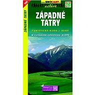 Západné Tatry: Turistická mapa 1:50 000 - Kniha