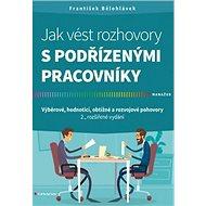 Jak vést rozhovory s podřízenými pracovníky - Kniha