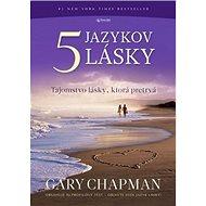 Päť jazykov lásky - Kniha