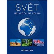 Svět univerzální atlas - Kniha