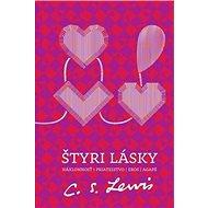 Štyri lásky - Kniha