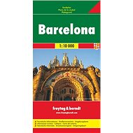 Barcelona 1:10 000 - Kniha
