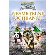 Spirit Animals Nesmrtelní ochránci: Soumrak strážců - Kniha