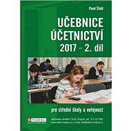 Učebnice Účetnictví 2017 - 2. díl - Kniha
