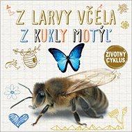 Z larvy včela Z kukly motýľ: Životný cyklus