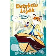 Detektiv Lišák: Tajemný závan - Kniha