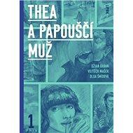 Thea a Papouščí muž - Kniha