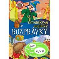 Rozprávky slovensky anglicky - Kniha