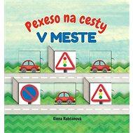 Pexeso na cesty V meste - Kniha