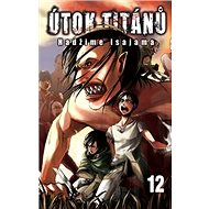 Útok titánů 12 - Kniha