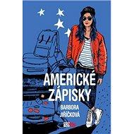 Americké zápisky - Kniha