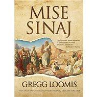 Mise Sinaj: Případy Langa Reillyho 3 - Kniha
