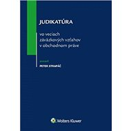 Judikatúra vo veciach záväzkových vzťahov v obchodnom práve - Kniha