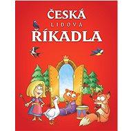 Česká lidová říkadla - Kniha