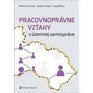 Pracovnoprávne vzťahy v územnej samospráve - Kniha