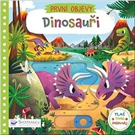 Dinosauři: První objevy - Kniha