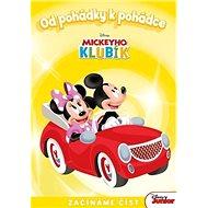 Mickeyho klubík Od pohádky k pohádce: Začínáme číst - Kniha