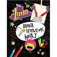 Soy Luna Deník kreativní holky - Kniha