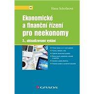 Ekonomické a finanční řízení pro neekonomy - Kniha