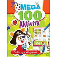 Mega 100 Aktivity Pirát - Kniha