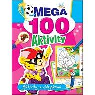 Mega 100 Aktivity Tygr - Kniha