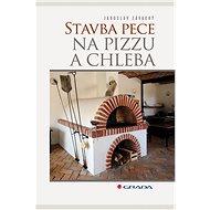 Stavba pece na pizzu a chleba - Kniha