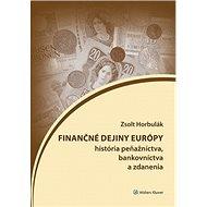 Finančné dejiny Európy - Kniha