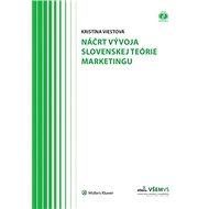 Náčrt vývoja slovenskej teórie marketingu - Kniha