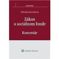 Zákon o sociálnom fonde: Komentár