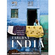 Farebná India - Kniha