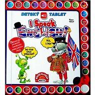 I Speak English Detský tablet - Kniha