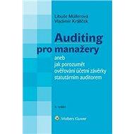 Auditing pro manažery: aneb jak porozumět ověřování účetní závěrky statutárním auditorem - Kniha