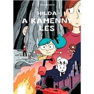 Hilda a kamenný les - Kniha