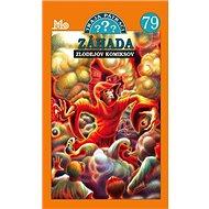 Záhada zlodejov komiksov: 79 - Kniha