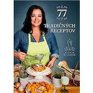 77 tradičných receptov - Kniha