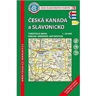 KČT 78 Česká Kanada a Slavonicko - Kniha
