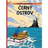 Tintin Černý ostrov - Kniha