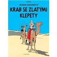 Tintin Krab se zlatými klepety - Kniha