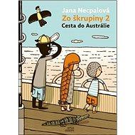 Zo škrupiny 2: Cesta do Austrálie - Kniha