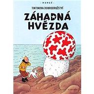 Tintin Záhadná hvězda - Kniha