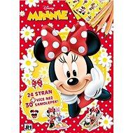 Minnie cvičebnice - Kniha