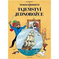 Tintin Tajemství jednorožce - Kniha