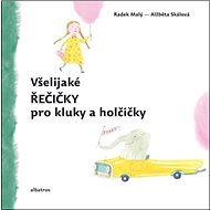 Všelijaké řečičky pro kluky a holčičky - Kniha