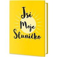 Jsi moje sluníčko - Kniha