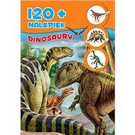 Dinosaury + 120 nálepiek - Kniha