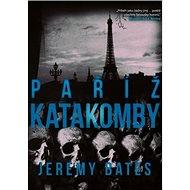 Paříž Katakomby - Kniha
