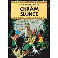 Tintin Chrám Slunce - Kniha