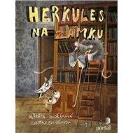 Herkules na zámku - Kniha
